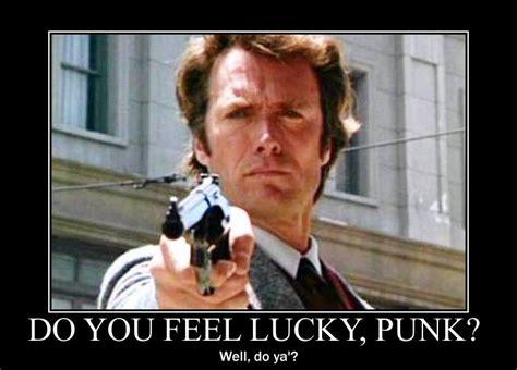 29 Best Do You Feel Lucky Punk Images Firearms Guns