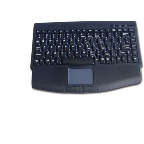 2Y66508 - Solidtek Mini Keyboard 88 Keys with Touchpad Mouse KB-540BU