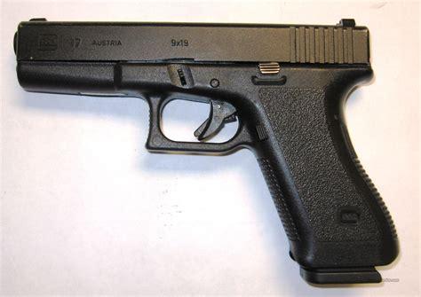 2nd Gen Glock 17 And Glock 4th Gen 9mm