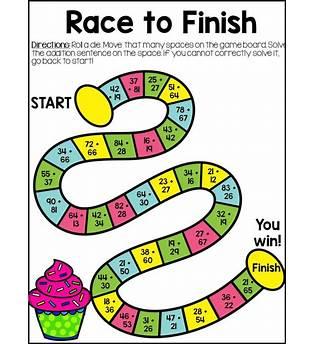 2nd Grade Maths Games