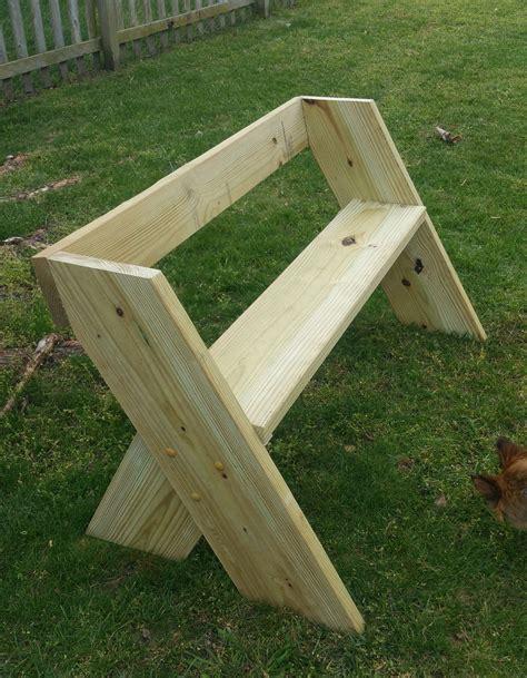 2x10-Bench-Plans