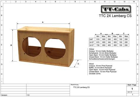 2x10-Speaker-Cabinet-Plans