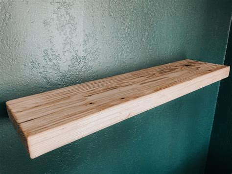 2x4 Floating Shelf Diy
