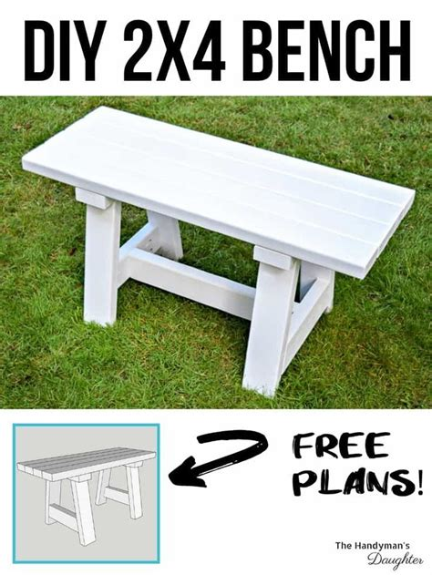 2x4 Free Simple Woodworking Projects Plans