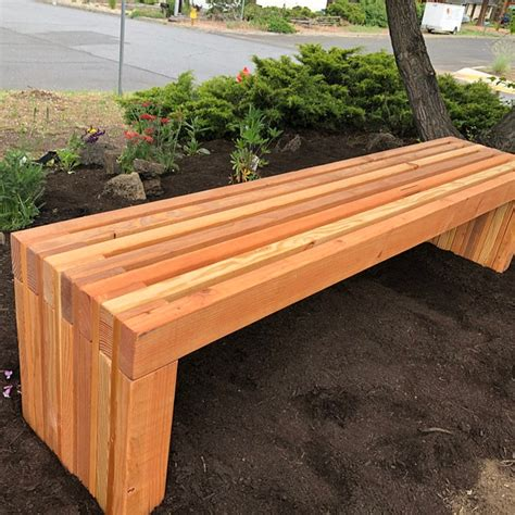 2x4 Furniture Plans Benches Outdoor