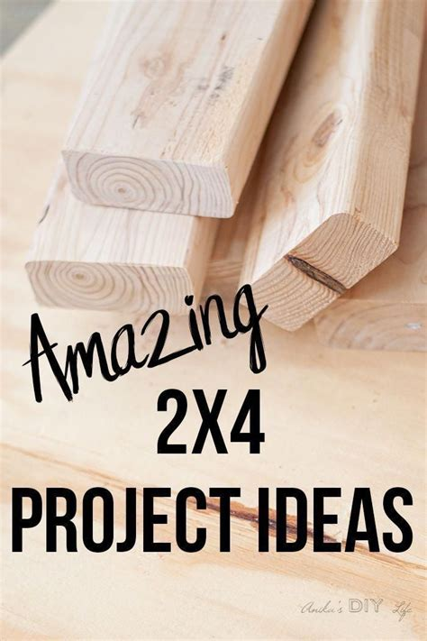 2x4 Good Beginner Woodworking Projects
