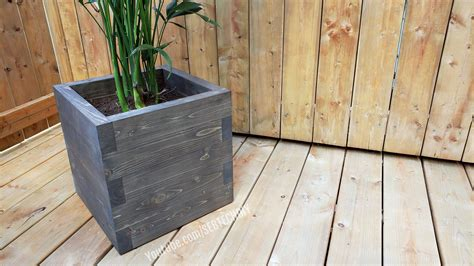 2x4 Planter Basket