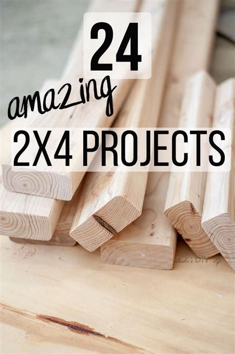 2x4 Projects For Beginners