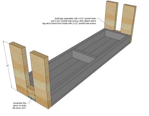 2x4-Bench-Seat-Plans