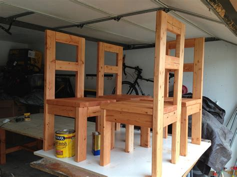2x4 Dining Chair Plans