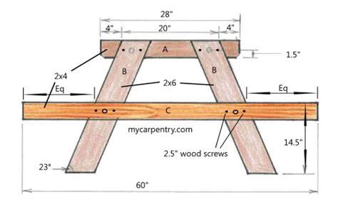 2x6-Picnic-Table-Plans