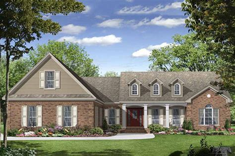 3 Bed 3 5 Bath Farmhouse Plans