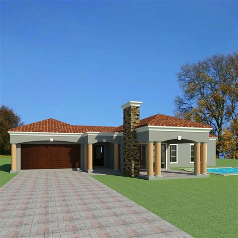 3 Bed House Plans South Africa