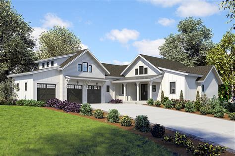 3 Car Garage Plans With Bonus Room
