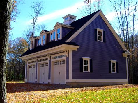 3 Car Garage With Apartment Floor Plans