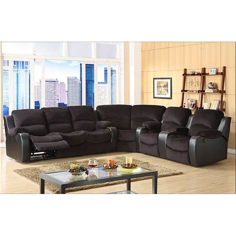 3 Piece Tyson Sectional Recliner Set