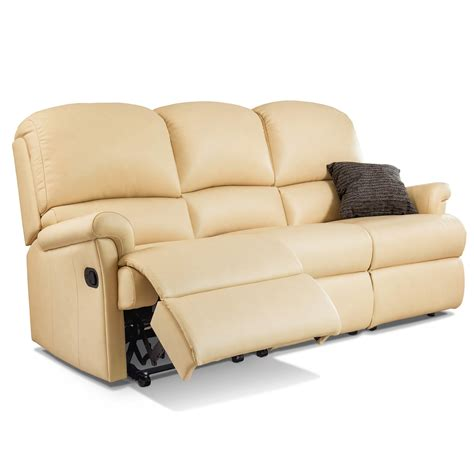 3 Seater Recliner Sofa Size