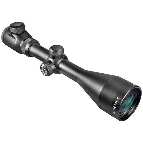 Rifle-Scopes 3 12x50 Rifle Scope.