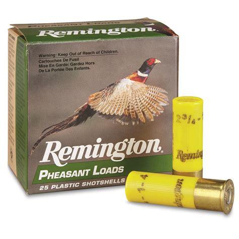 3 20 Gauge Shotgun Shells Pheasant Hunting