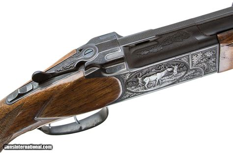 3 Barrel Shotgun Rifle Combo