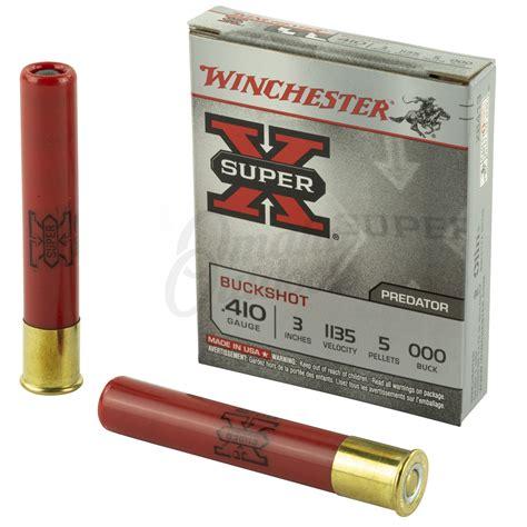 3 Inch 5 410 Shotgun Ammo