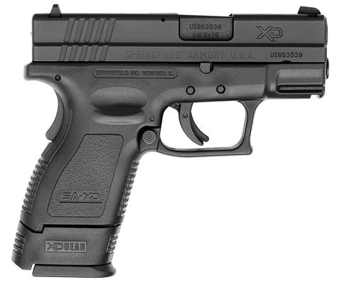 Vortex 3 Springfield Armory Xd9 9mm 16 Rds.