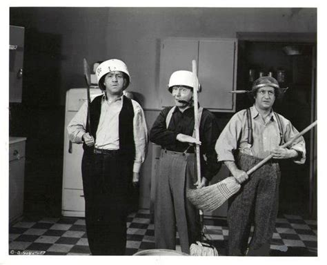 3 Stooges Gun Cleaning