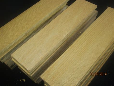 3 4 oak boards Image