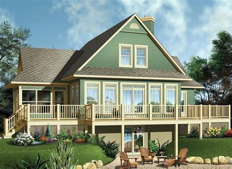 3-Bed-2-Bath-Lake-House-Plans