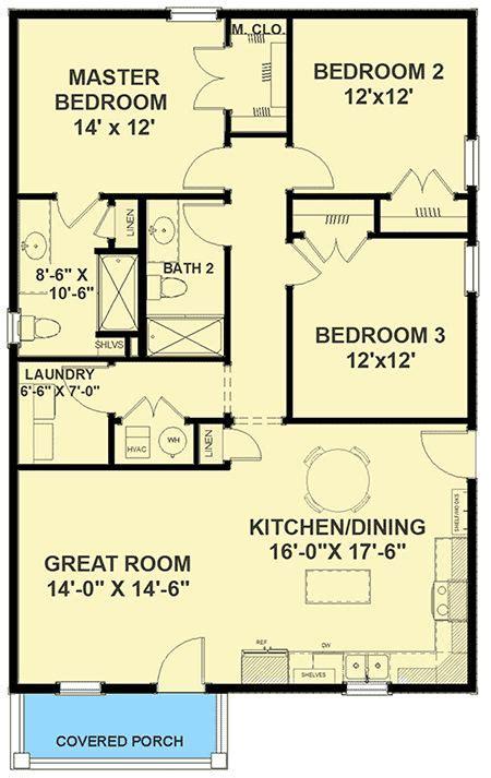 3-Bed-Cottage-Plans