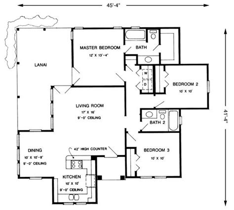 3-Bedroom-2-Bath-House-Plans-Free