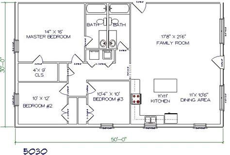 3-Bedroom-2-Bath-Pole-Barn-House-Plans