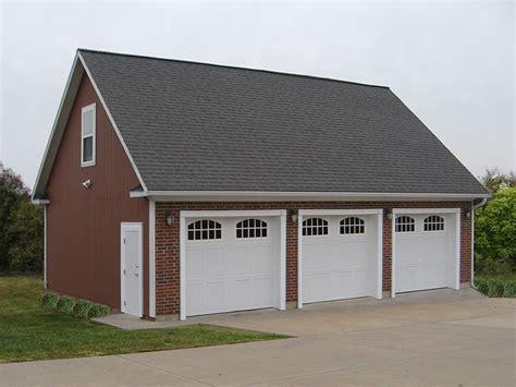 3-Car-Garage-Pole-Barn-Plans
