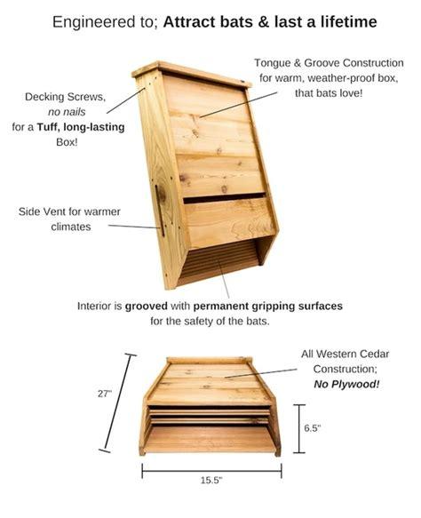 3-Chamber-Bat-House-Plans