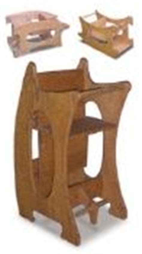 3-In-1-Amish-High-Chair-Wood-Plans