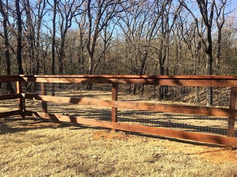 3-Rail-Wood-Fence-Diy