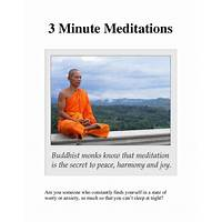 3 minute meditations free tutorials