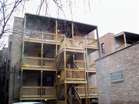 3 story deck Image