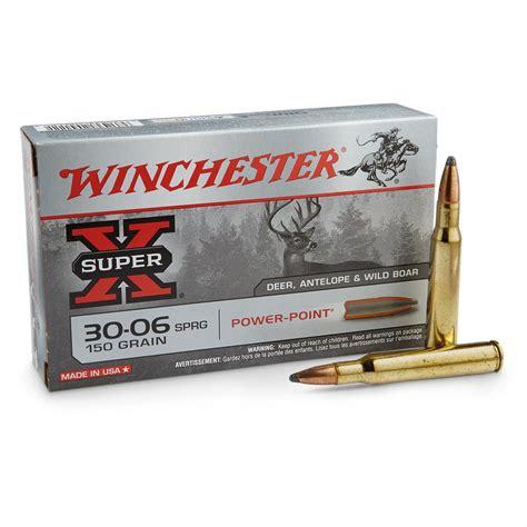 30 06 Ammo Bulk Winchester