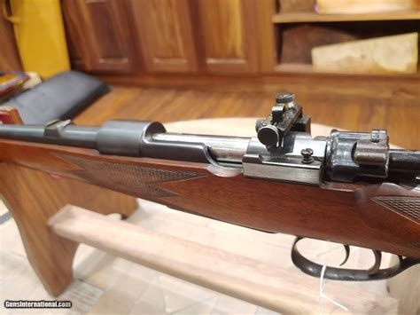 30 06 Bolt Action Military Rifle