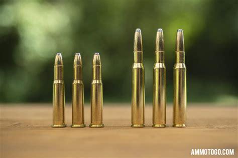 30 30 Ammo Comparison