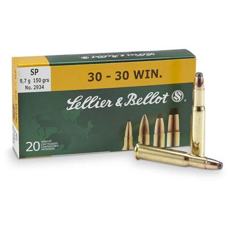 30 30 Rifle Ammo Prices