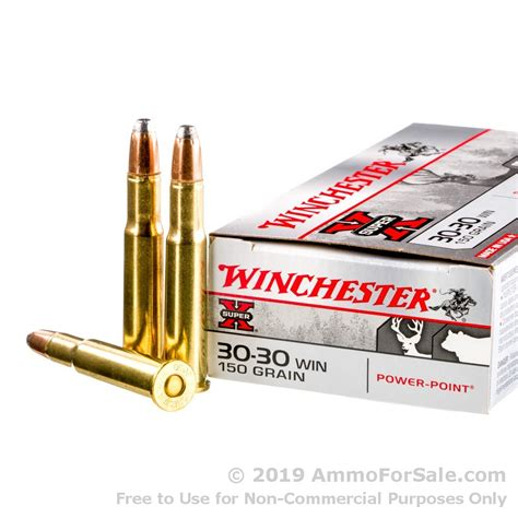 30 30 Win Ammo For Sale