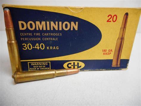 30 40 Krag Ammo In Stock