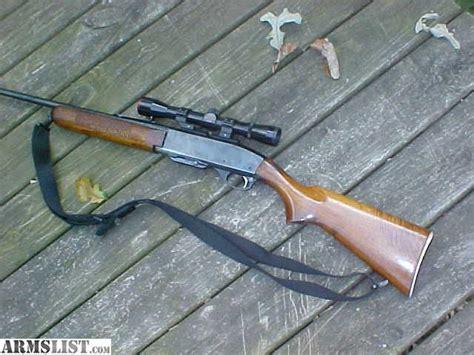 30 6 Remington Rifle