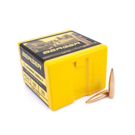 30 Cal 230 Berger Bullets