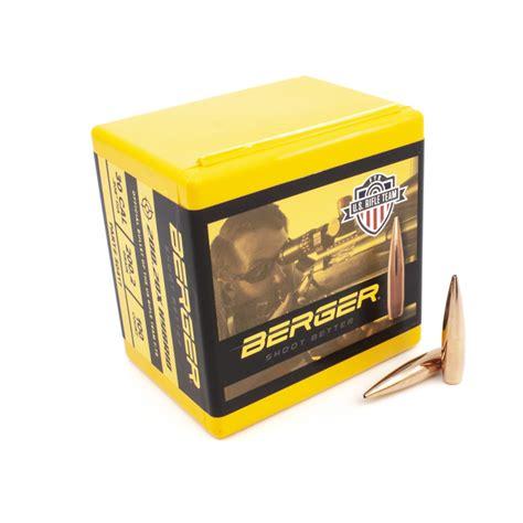 30 Caliber Berger Hybrid Bullets