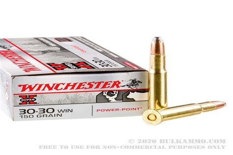30 Caliber Bulk Ammo
