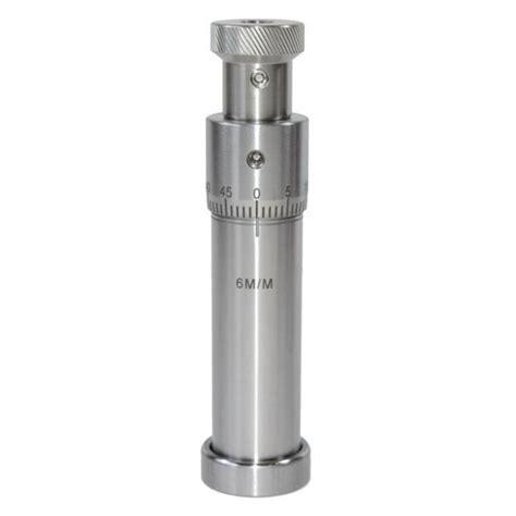 30 Caliber Stainless Steel Micrometer Top Seater Die Blank