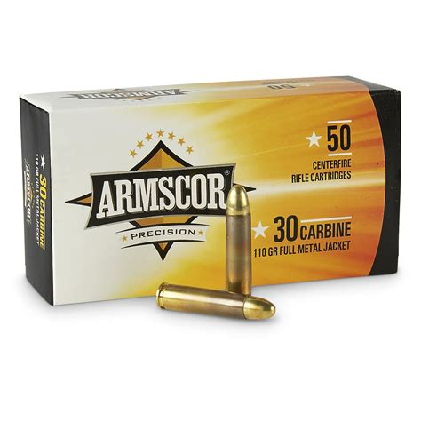30 Carbine Ammo For Hunting